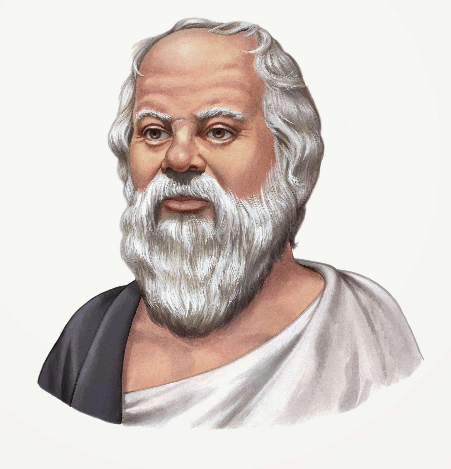 Biografía de Sócrates corta y resumida ✏️
