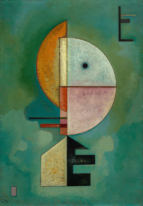 upward-abstract